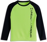 Under Armour Boys' Waffle Colorblock Tee - Sizes 4-7