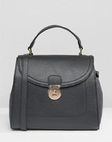 Asos Lock Detail Tote Bag