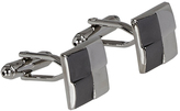 Oxford Cufflinks Squares Gunmetal X