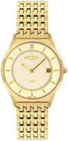 Rotary Gb08002/03 Gold Watch