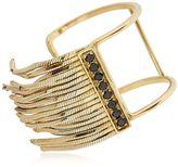 Gold Fringe Ring