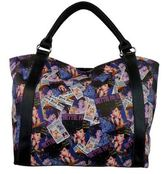Bettie Page Women's Collage Shopping Bag BPG1084