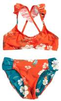 O'Neill Lucy Floral Two-Piece Swimsuit