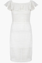 Supertrash Dress Off White