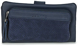 Sabrina NINE PERFORE women's Purse wallet in Blue