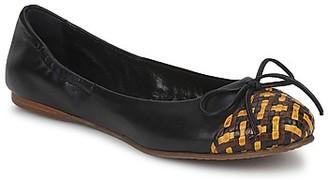 Stephane Kelian WALLY women's Shoes (Pumps / Ballerinas) in Black