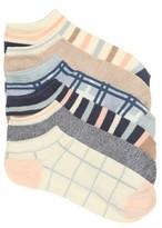 Crown Vintage Denim Women's No Show Socks - Pack of 6