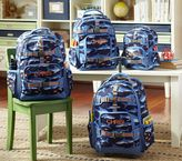 Pottery Barn Kids Mackenzie Blue Shark Backpacks