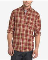 G.h. Bass & Co. Men's Madawaska Trail Plaid Flannel Shirt