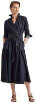 Thumbnail for your product : Lauren Ralph Lauren Long Sleeve Day Dress