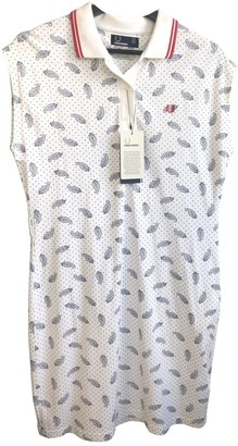 Fred Perry Cotton Dress for Women