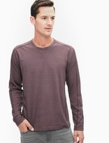 Splendid Triblend Jersey Long Sleeve Crew