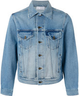 Faith Connexion flap pockets denim jacket - men - Cotton - M