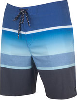 "Rip Curl Men's Rapture Fade Layday Stripe 20"" Board Shorts"