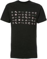 Vans embroidered T-shirt - men - Cotton - S