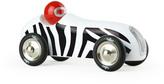 Vilac Zebra Small Old Sports Car White