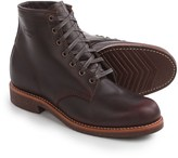 """Chippewa Utility Service Lace-Up Boots - Leather, 6"""" (For Men)"""
