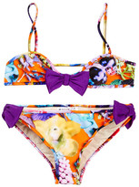 Milly Minis Mini Bow 2-Piece Bikini Set (Toddler & Little Girls)
