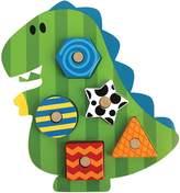 Stephen Joseph Dino Wooden Peg Puzzle