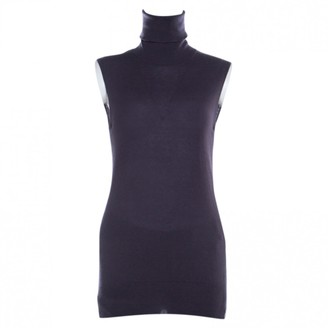 Loro Piana Purple Cashmere Top for Women