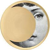 "Fornasetti Crescent Moon"" Plate"