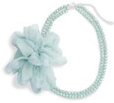 Stella + Ruby Abigail Beaded Chiffon Necklace