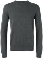Zanone crew neck jumper - men - Cotton - 50