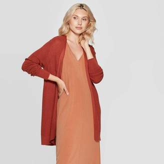 A New Day Women's Long Sleeve Open Layer Cardigan