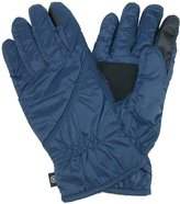 Isotoner Men's Packable Gloves, Large / Xlarge