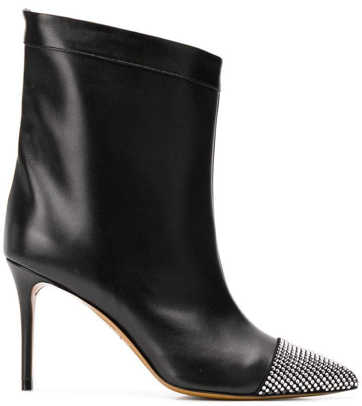 Alexandre Vauthier chach 90 booties