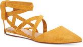 BCBGeneration Noel Lace-Up Ballet Flats Women's Shoes