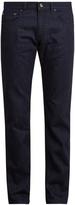 Giorgio Armani Mid-rise straight-leg jeans