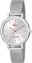 Lacoste Women's 2000884-Nice Stainless Steel/ Watch