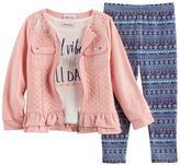 Little Lass Baby Girl Jacket