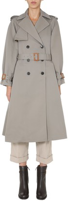 Tory Burch Double-breasted Trench