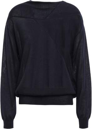 Jil Sander Cashmere And Silk-blend Sweater