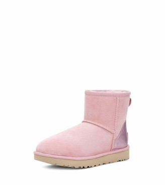 UGG Women's W Classic Mini II Metallic Boot