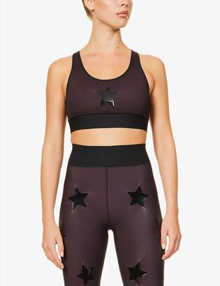 ULTRACOR Luna stretch-woven sports bra