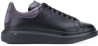 Alexander McQueen Chunky Sole Low-Top Sneakers