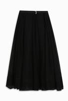 Martin Grant Midi Tulle Skirt