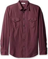 William Rast Men's Branson Button Down Shirt