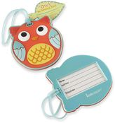 Kate Aspen Owl Be Seeing You Luggage Tag