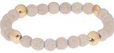 White Friendship Beads