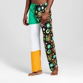Emoji Men's Get Lucky St. Patty's Day Lounge Pant - Multicolor