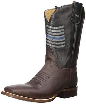 Roper Men's Thin Blue Line - Performance Boot
