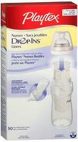 Playtex Nurser Drop-Ins Liners 8-10 oz - 50 ct, Pack of 2