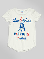 Junk Food Clothing Kids Girls Nfl New England Patriots Tee-sugar-l
