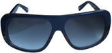 Marc Jacobs Blue Plastic Sunglasses