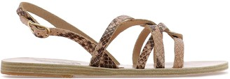 Ancient Greek Sandals Schinousa Sandals