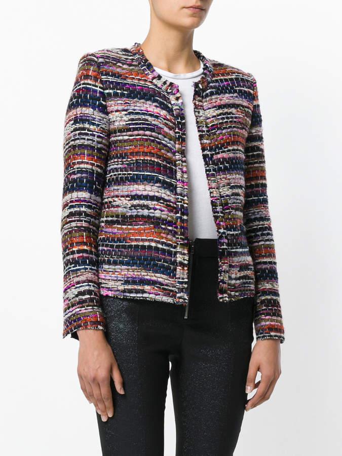 IRO Namanta tweed jacket